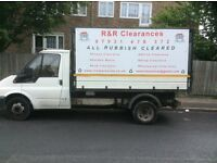 Rubbish, Junk & Furniture clearance. Builders waste, Garden waste, Bricks, Soil & Trees Cleared