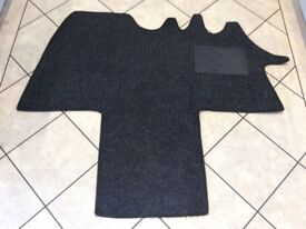Fiat Ducato front carpet up to 2006