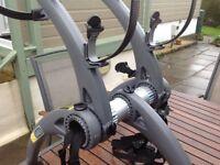 Saris Bones 2 Bycicle Rack Grey
