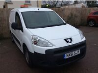 PEUGEOT PARTNER 850 S HDI 90 2011 (61) ===NO VAT===ONE OWNER FULL SERVICE HISTORY