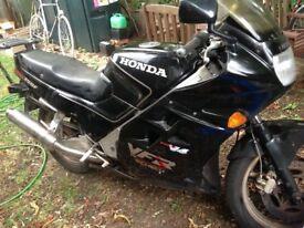 Honda vfr750 1988