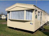 3 bedroom caravan hire Haven wild duck holiday park