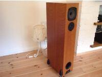Rega RS5 HiFi speakers