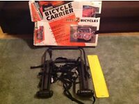 2 bicycle carrier