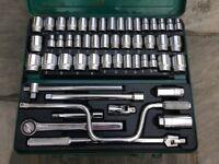 Kamasa socket set