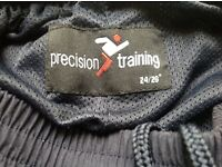 """Childs Precision Training Navy Sports Trousers 24/26"""""""