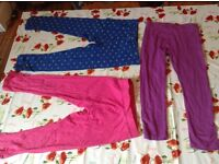Bag of girls clothes size 110 22 items