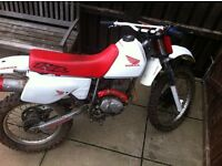 Honda xlr 125 field bike 4 stroke