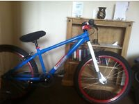 Mens limited edition mesh jump bike rarely used for sale