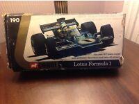 Corgi JPS Lotus Formula 1