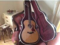 TAYLOR 314 ACOUSTIC GUITAR. REDUCED.