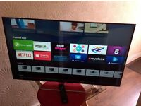 """SONY 40"""" kdl-40W705C Ultra Slim Smart TV(2016 model),built in Wifi,Freeview &YOUVIEW,great condition"""