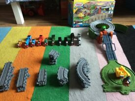 Thomas and friends take and play trains and track