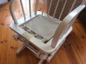 John Lewis nursery/nursing rocking chair