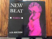 New Beat -Take 4 LP Vinyl Album