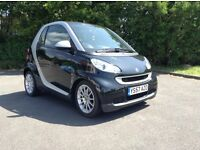 SMART CAR PASSION 57 PLATE 36K DRIVES LOVELY £30 TAX BARGAIN