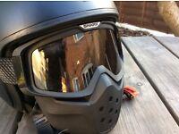 motorcycle helmet shark