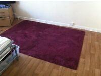 7 foot rug £40