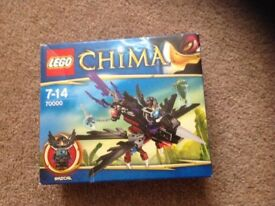 Lego Chima 70000 Razcal