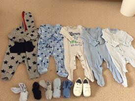 3-6 month boys bundle