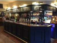 Part time bar and cleaning staff needed at the Organ Grinder pub, Canning Circus, Nottingham.