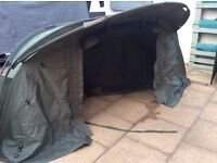 Fishing Bivvy, only used for one week!