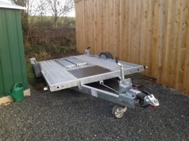 Brian James car trailer