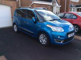 URGENT - FURTHER PRICE REDUCTION - Citroen C3 Picasso 1.6 HDI Exclusive