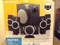 Creative inspire T6100