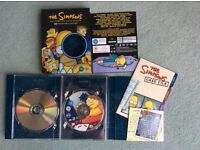 The Simpsons: Complete Season 6 DVD set Collector's Edition