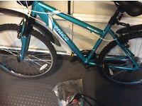 Brand new ladies Halfords bicycle