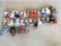 sylvanian families- reduced for quick sale