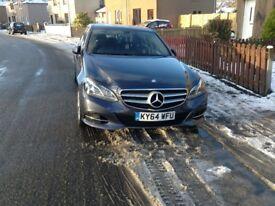 Mercedes-Benz E Class E220 BlueTEC SE 4dr 7G-Tronic 174 BHP only 31500 mileage 2 keys