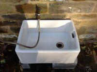 White belfast sink 61x46x26 cm