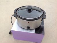 SLOW COOKER 3.3 LITRES