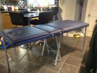 New Concept massage therapy table/couch