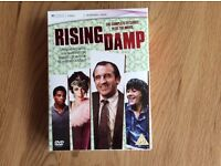 RISING DAMP COMPLETE TV SERIES & MOVIE
