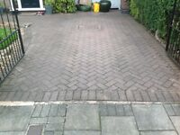 Block Paving - in 'Marshalls Bracken', great condition, unwanted drive due to house extension