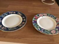 Two plates Wedgewood