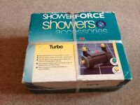 Showerforce turbo booster pump