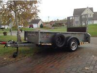 Brian James CarGO Shifter 8 x 4 trailer.