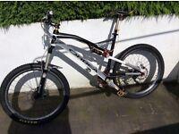 Mountain bike Orbea OCCAM h10 custom build