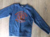 BOYS sweatshirt from H & M EUR 122-128 approx 7-8 yrs