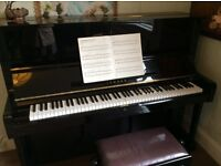 Yamaha Black Upright U1 (Open to Offers) :-D