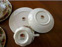 Royal Albert (Old Country Roses) Tea Set