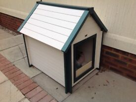 dog kennel collect