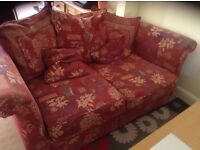 2 great sofas for sale