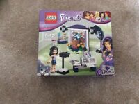 Brand new Lego friends photo booth 41305