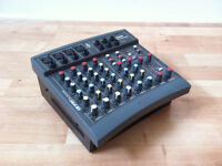 SoundCraft Spirit Folio Power pad Mixer