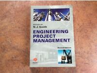 Engineering Project Management By N G SMITH ISBN: 0632057378 9780632057375